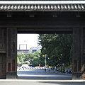 Photos: 桜田門からの風景