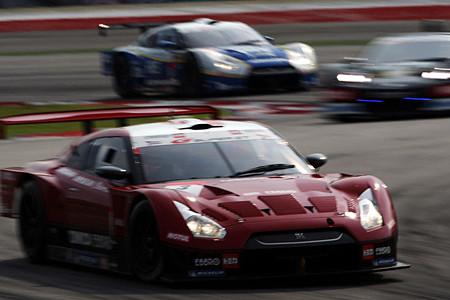 SUPER GT 「GT-R」