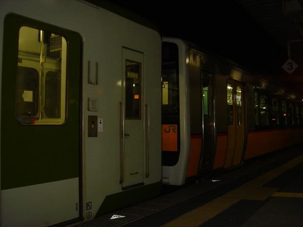 キハ110系+キハE120系