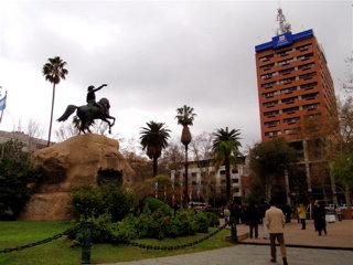 サンマルティン広場deメンドサ