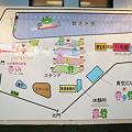 ボートレース場内施設案内図