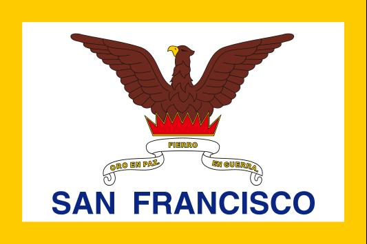 San Francisco - FLAG