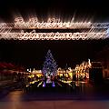 Welcome to Christmas market ! ・・・ Scenery of Yokohama 2010