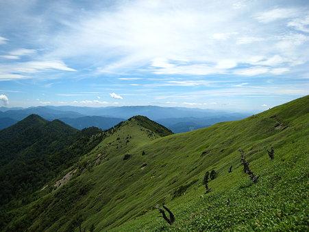 二ノ森登り途中3