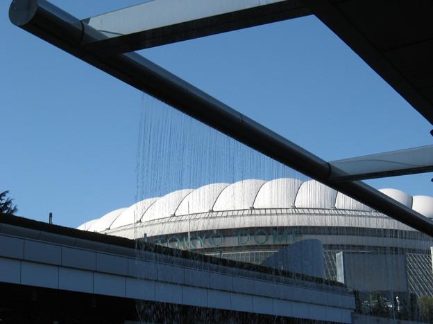 写真: 東京ドームシティーなう