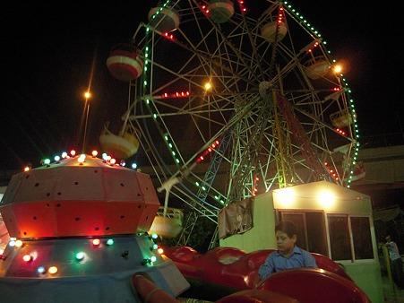 夜の児童公園2
