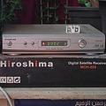 写真: Hiroshima MOH-888 Digital Satellite Receiver