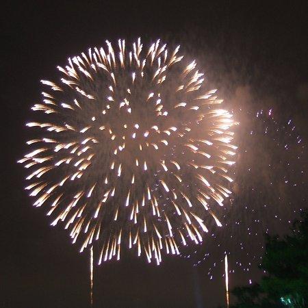 東京湾大華火祭 02