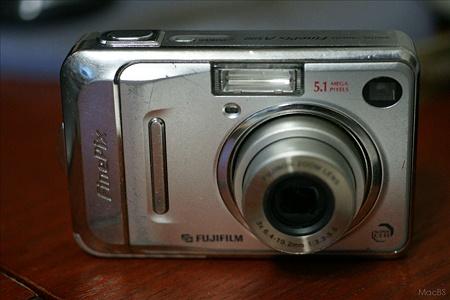 FinePix A500