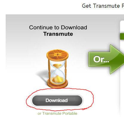 Transmute、ここからダウンロード